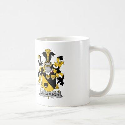 McGough Family Crest Coffee Mug