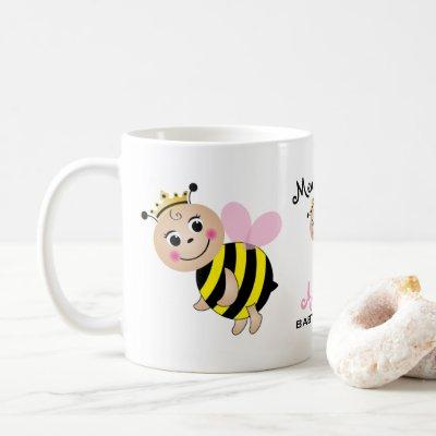 Meant to Bee Baby Shower Mug