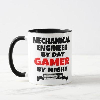 Mechanical Engineer Gamer Mug