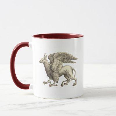 Medieval Renaissance Griffin Mug