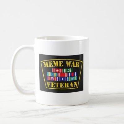 Meme War Vet Mug