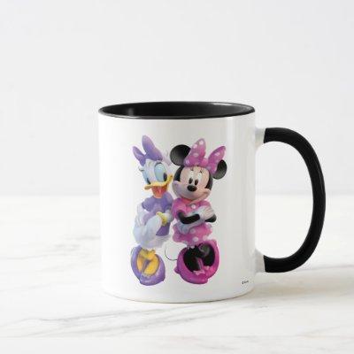Mickey & Friends   Daisy & Minnie Mug