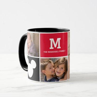 Mickey Mouse | Custom Photos & Monogram Mug