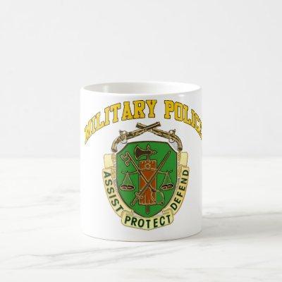 Military Police Coffee Mug