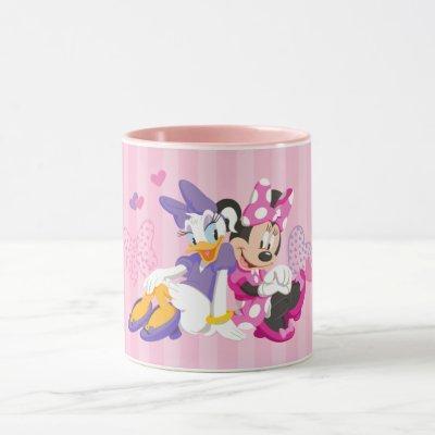 Minnie & Daisy | Super Helpers Mug