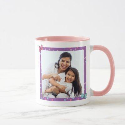 Minnie Mouse Photo Template | Sweet Like Mommy Mug