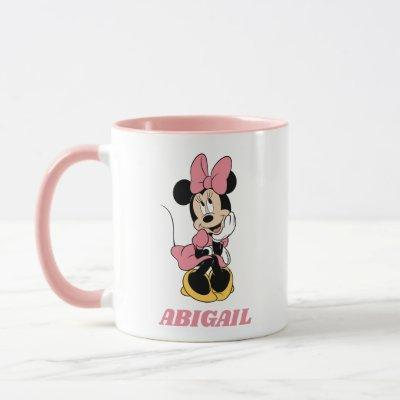 Minnie Mouse | Posing in Pink Mug