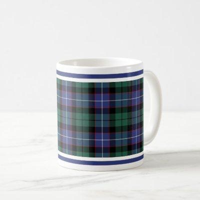 Mitchell Clan Tartan Coffee Mug
