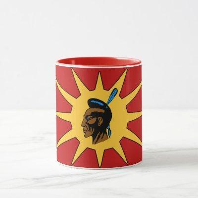 Mohawk Nation Mug