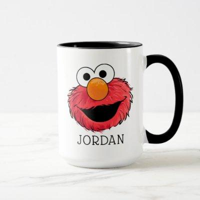 Monster At the End of this Story | Elmo Mug