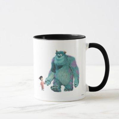 Monsters Inc. Boo And Sulley walking Mug
