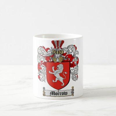Morrow Coat of Arms Coffee Mug