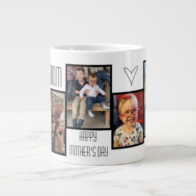 Mother's Day Personalized Coffee Mug
