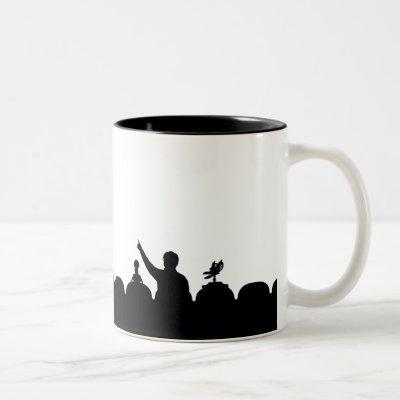 MST3K Silhouette Mug