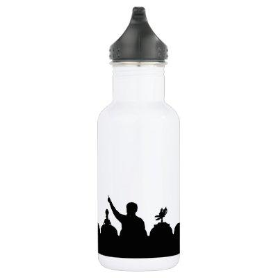 MST3K Silhouette Water Bottle