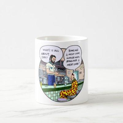 Muffler Man Mug#1 Coffee Mug
