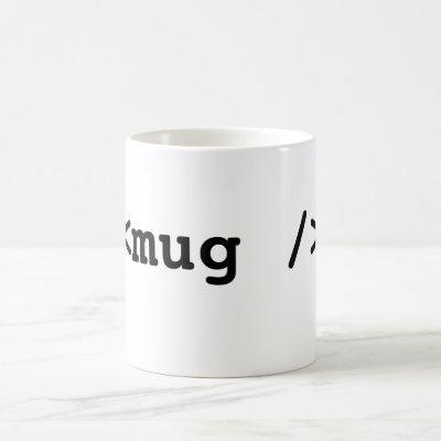 <mug /> coffee mug