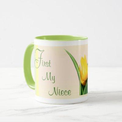 Mug Niece - First and Forever
