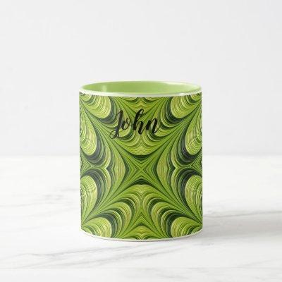 Mug personalized John ~ zany unusual