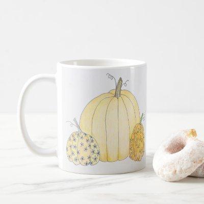 Mug Pumpkin Trio