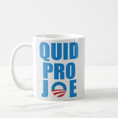 Mug Quid Pro Joe