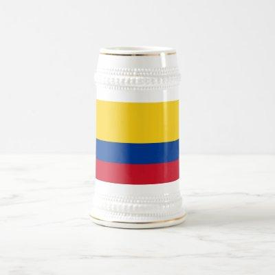 Mug with Flag of Colombia