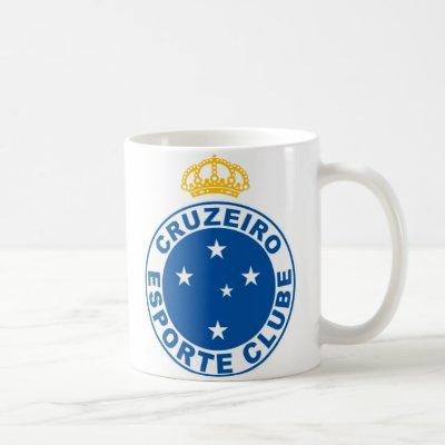 Mug with the shield of the Cruise