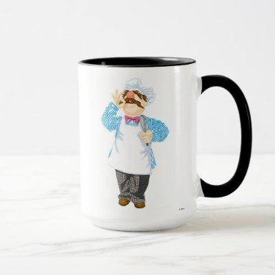 Muppets' Swedish Chef Disney Mug