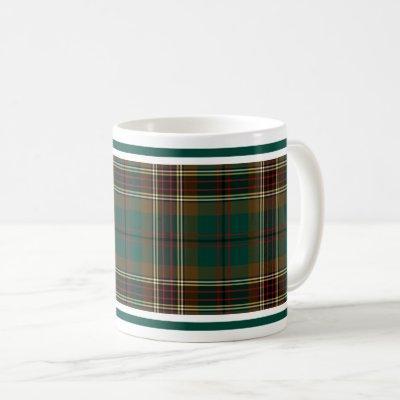 Murphy Tartan Classic Irish Plaid Coffee Mug