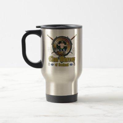 Murray Atholl Clan Badge Travel Mug