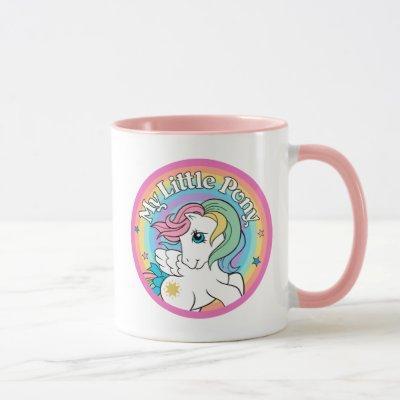My Little Pony Retro | Starshine Logo Mug