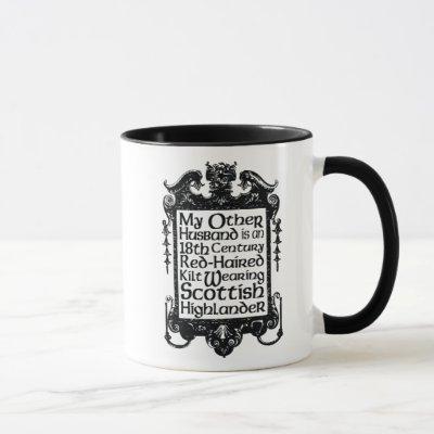 My Other Husband - Highlander Mug