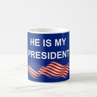My president coffee mug