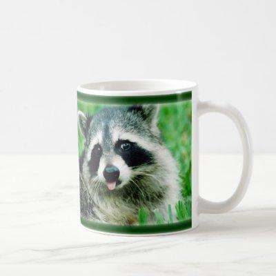 My Raccoon is Smarter than Your President Coffee Mug