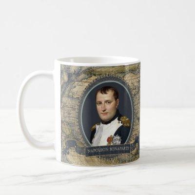 Napoleon Bonaparte Historical Mug