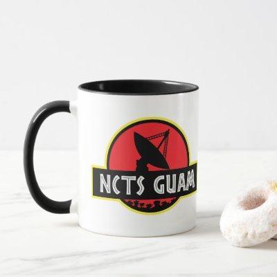 "NCTS ""Park"" Logo + Command Seal Mug"