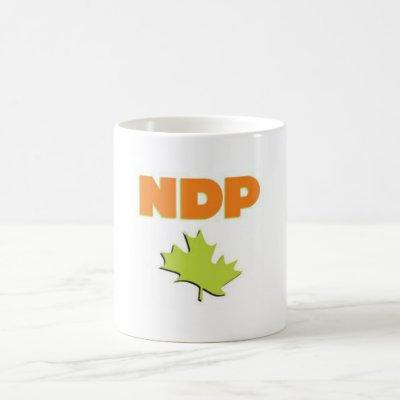 NDP Logo Coffee Mug