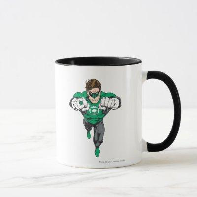 New Green Lantern 3 Mug