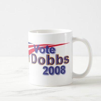 New Lou Dobbs in 2008 Mug