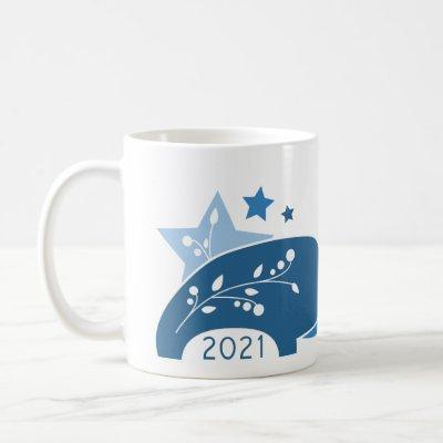New year 2021 mug (Ox)