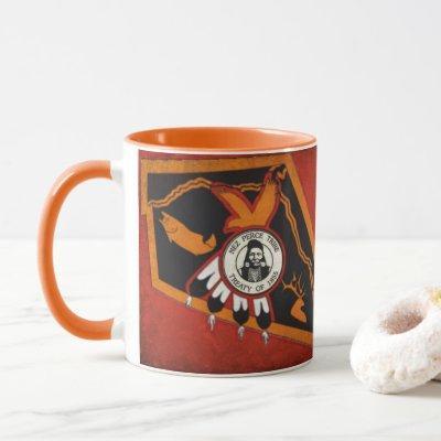 Nez Perce Flag Mug
