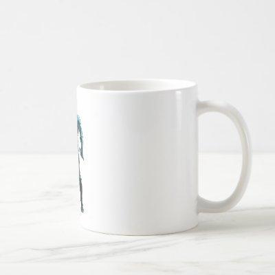 Nightwing Stands Coffee Mug