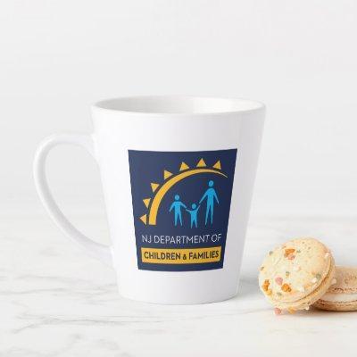 NJDCF Latte Mug