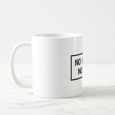 No Coffee No Code Coffee Mug