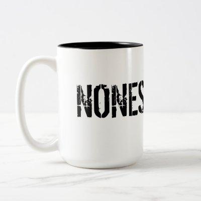 NONESSENTIAL Mug