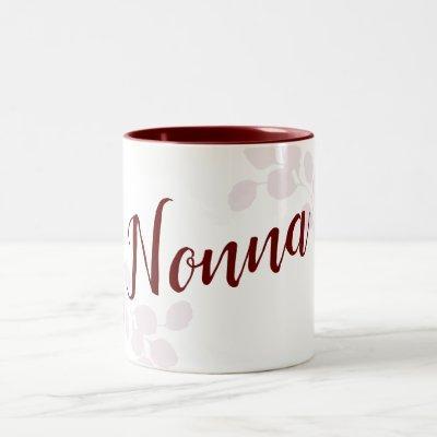 Nonna Mug | Italian Grandmother Coffee Tea