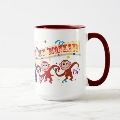 Not My Circus... Mug