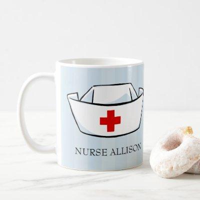 Nurse Appreciation Add Name Coffee Mug