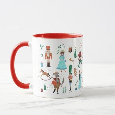 Nutcracker   Winter Holiday Christmas   Mug
