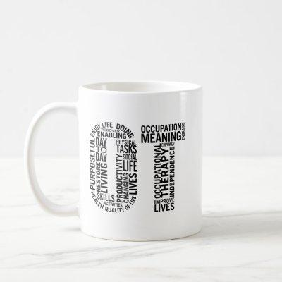 Occupational Therapy OT Coffee Mug